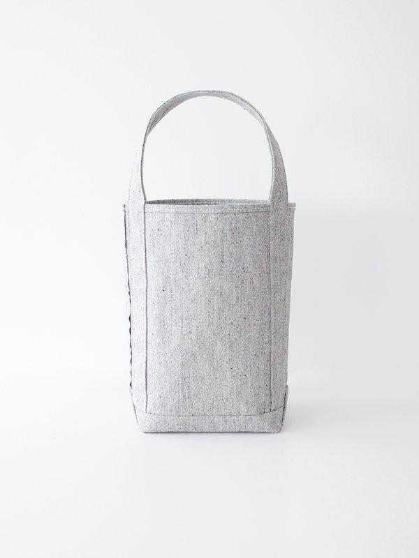 TEMBEA Baguette Tote - Gray Mix