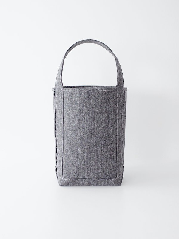 TEMBEA Baguette Tote - Charcoal Mix