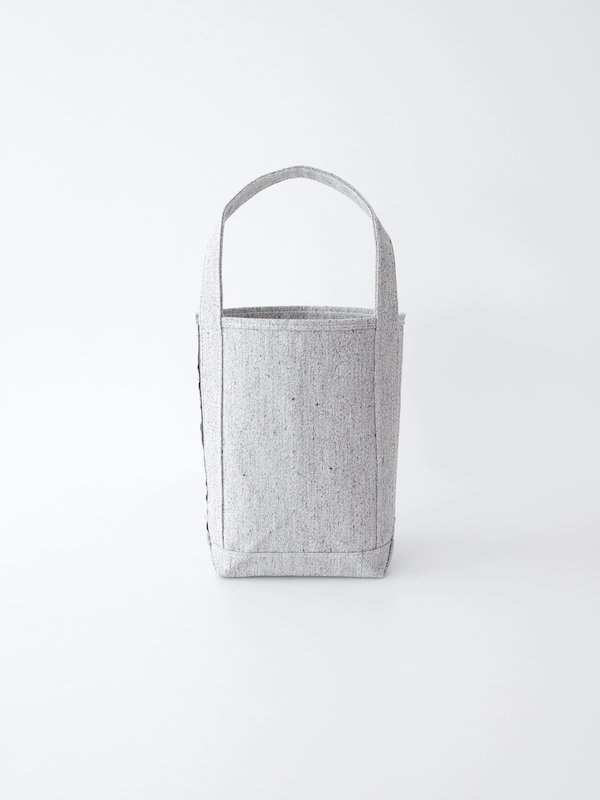 TEMBEA Baguette Tote Small - Gray Mix