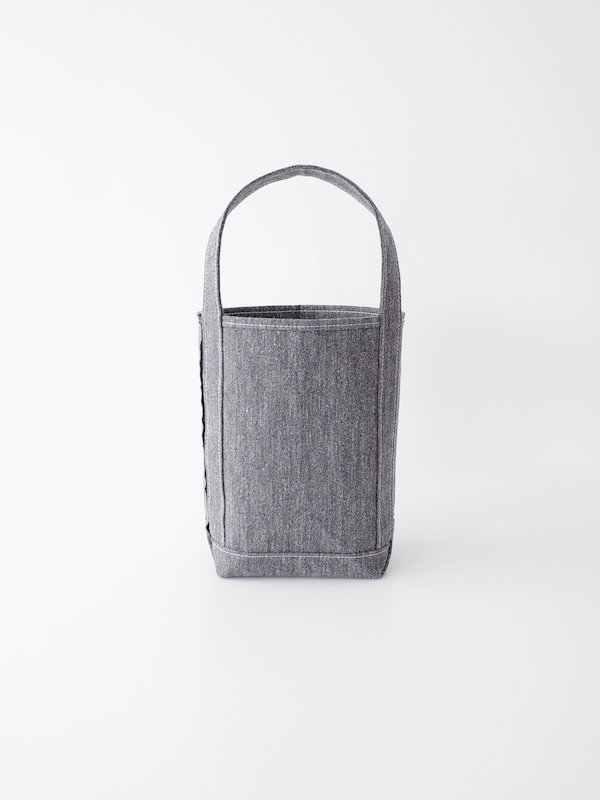 TEMBEA Baguette Tote Small - Charcoal Mix