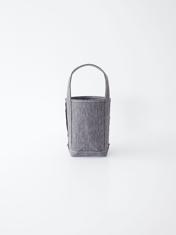 TEMBEA Baguette Tote Mini - Charcoal Mix