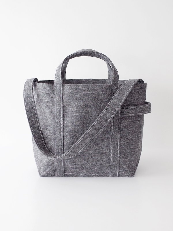 TEMBEA Club Tote Medium - Charcoal Mix