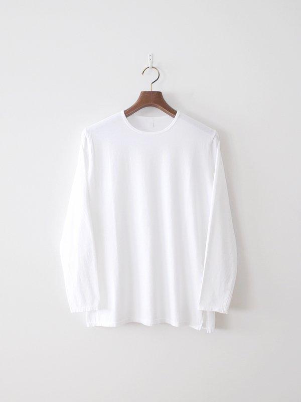 homspun 天竺長袖Tシャツ(6885)サラシ
