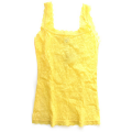 Sig Lace Classic Unlined Cami・Limoncello:シグニチャー・レース・クラシック・キャミ レモンセロ