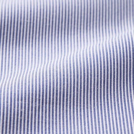 ネイビーコードレーンナイトシャツ