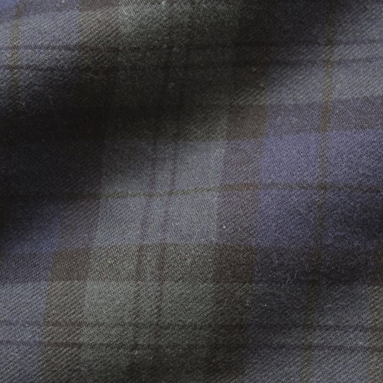 ブラックウォッチナイトシャツ