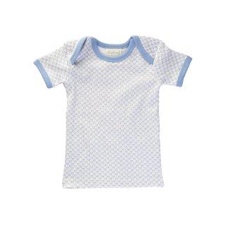 30% OFF Short Sleeve T-Shirt Color Blue