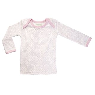 30% OFF Long Sleeve T-Shirt Color Pink