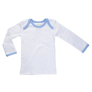 30% OFF Long Sleeve T-Shirt Color Blue