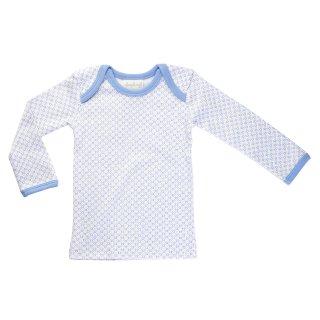 30% OFF Long Sleeve T-Shirt Color Blue