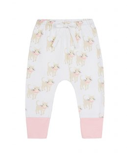 30% OFF Pants Cat キャット柄-PINK