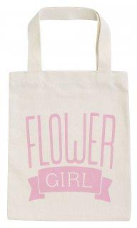 FLOWER GIRL ナチュラルコットントート