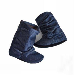 Denim Boots (Last 1)