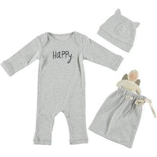 30% OFF Baby Romper Set HAPPY