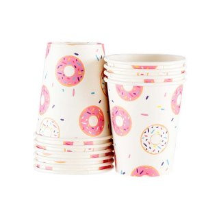 Donut Paper Cups set of10
