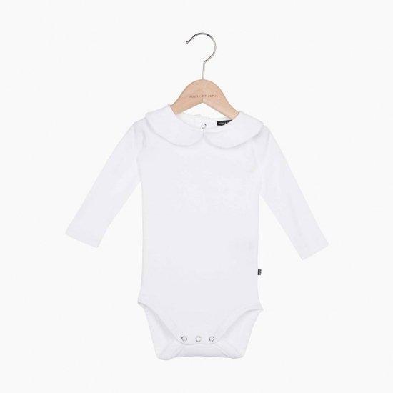 Girls Collar BodysuitSnow White