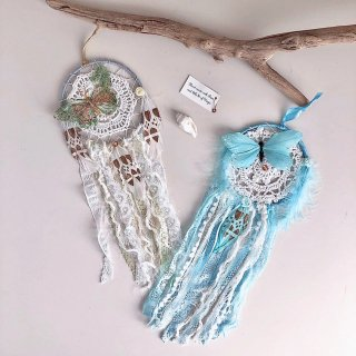 Dream Catcher - S size /// Dreamy Butterfly