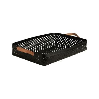 Sports Bread Basket - Large /// Black