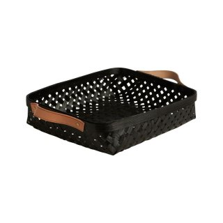 Sports Bread Basket - Small /// Black