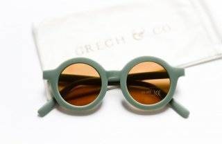 Sustainable Kids Sunglasses /// FERN