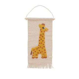 Wallhanger - Giraffa