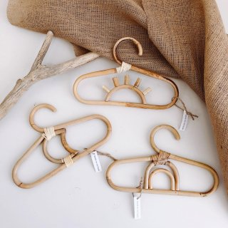 RATTAN MINI HANGER for KIDS /// Single(単品)
