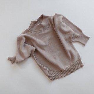 Snow Day Knit Pullover // Hazelnut