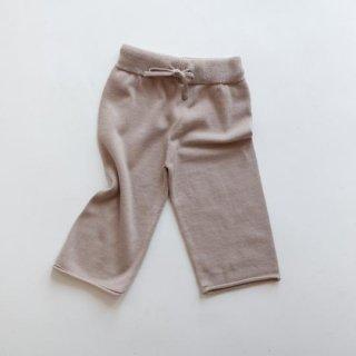 Snow Day Knit Pants // Hazelnut