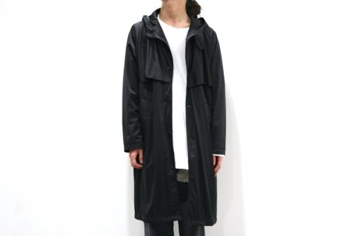 Dr.Franken / 2WAY COAT(BLACK)