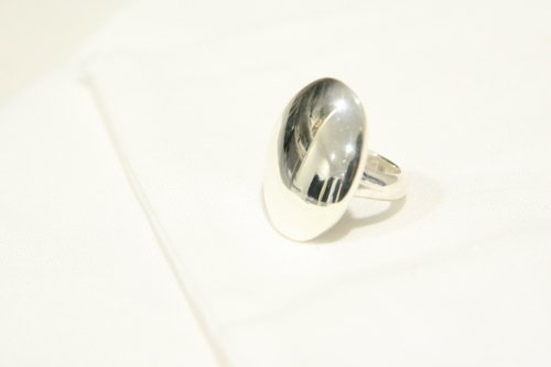 ACE by morizane / spoon ring(Sterling silver)