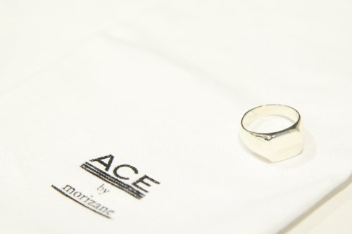 ACE by morizane / mans ring(Sterling silver)