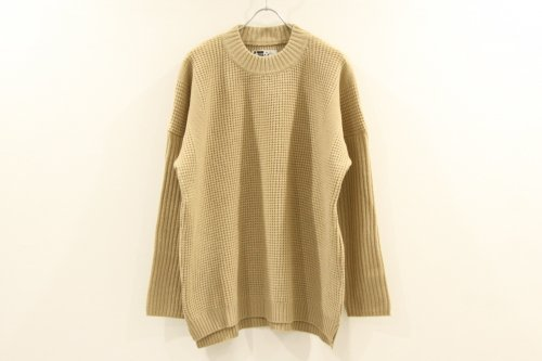 <img class='new_mark_img1' src='https://img.shop-pro.jp/img/new/icons47.gif' style='border:none;display:inline;margin:0px;padding:0px;width:auto;' />CITY / fine lamb knit(CAMEL)