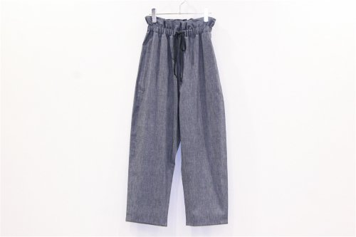<img class='new_mark_img1' src='//img.shop-pro.jp/img/new/icons2.gif' style='border:none;display:inline;margin:0px;padding:0px;width:auto;' />Natsumi Zama / Penguin Pants �(DENIM BLUE)