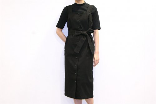 <img class='new_mark_img1' src='https://img.shop-pro.jp/img/new/icons47.gif' style='border:none;display:inline;margin:0px;padding:0px;width:auto;' />Natsumi Zama /Mars Dress(BLACK)