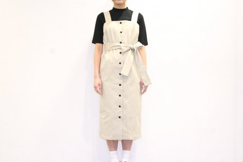 <img class='new_mark_img1' src='//img.shop-pro.jp/img/new/icons2.gif' style='border:none;display:inline;margin:0px;padding:0px;width:auto;' />Natsumi Zama /Mars Dress(BEIGE)