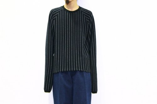<img class='new_mark_img1' src='https://img.shop-pro.jp/img/new/icons47.gif' style='border:none;display:inline;margin:0px;padding:0px;width:auto;' />ATELIER BÉTON / PILE LONG SLEEVE(BLACK)
