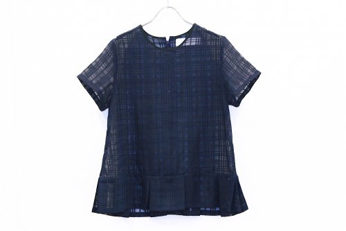 <img class='new_mark_img1' src='//img.shop-pro.jp/img/new/icons2.gif' style='border:none;display:inline;margin:0px;padding:0px;width:auto;' />Natsumi Zama /Tennis Coat Top(NAVY)