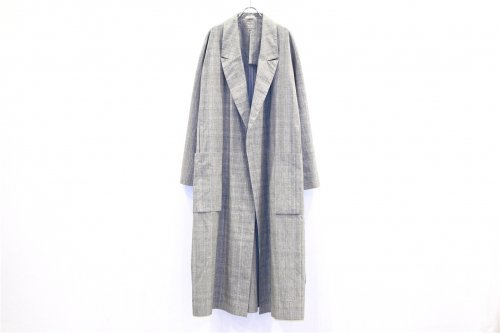 <img class='new_mark_img1' src='https://img.shop-pro.jp/img/new/icons47.gif' style='border:none;display:inline;margin:0px;padding:0px;width:auto;' />ATELIER BÉTON /COMFORT CONCEAL COAT(TOP GRAY)
