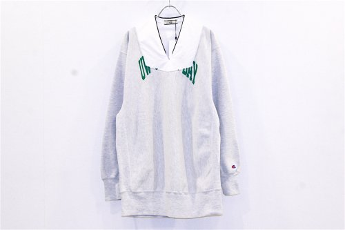 <img class='new_mark_img1' src='//img.shop-pro.jp/img/new/icons47.gif' style='border:none;display:inline;margin:0px;padding:0px;width:auto;' />NON TOKYO / DASHIKI COLLAR SWEAT(ASSORT)