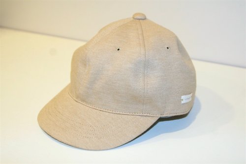 <img class='new_mark_img1' src='https://img.shop-pro.jp/img/new/icons47.gif' style='border:none;display:inline;margin:0px;padding:0px;width:auto;' />cobachi / umpire cap(SAND BEIGE)