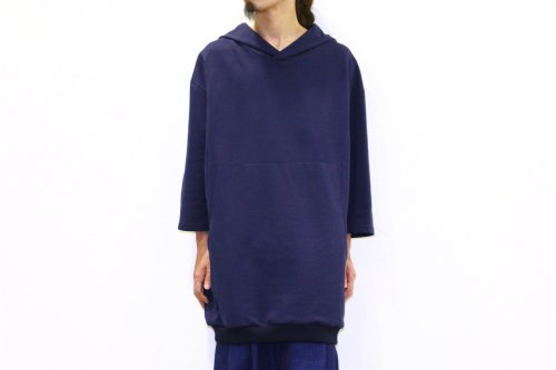 <img class='new_mark_img1' src='//img.shop-pro.jp/img/new/icons20.gif' style='border:none;display:inline;margin:0px;padding:0px;width:auto;' />house of the very island's... / HOODED SWEATER(NIGHT BLUE)