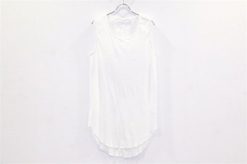 <img class='new_mark_img1' src='//img.shop-pro.jp/img/new/icons47.gif' style='border:none;display:inline;margin:0px;padding:0px;width:auto;' />THEE / tank top typeA(WHITE)