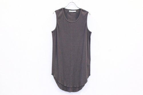 <img class='new_mark_img1' src='https://img.shop-pro.jp/img/new/icons47.gif' style='border:none;display:inline;margin:0px;padding:0px;width:auto;' />THEE / tank top typeA(CHARCOAL)