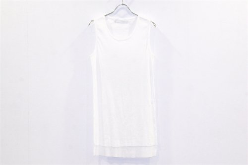 <img class='new_mark_img1' src='//img.shop-pro.jp/img/new/icons2.gif' style='border:none;display:inline;margin:0px;padding:0px;width:auto;' />THEE / tank top typeB(WHITE)