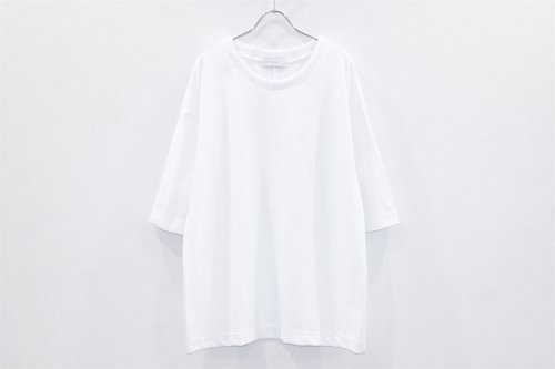 <img class='new_mark_img1' src='https://img.shop-pro.jp/img/new/icons47.gif' style='border:none;display:inline;margin:0px;padding:0px;width:auto;' />THEE / oversize kanoko tee(WHITE)