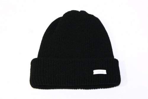 <img class='new_mark_img1' src='//img.shop-pro.jp/img/new/icons47.gif' style='border:none;display:inline;margin:0px;padding:0px;width:auto;' />cobachi / wool watch cap(BLACK)