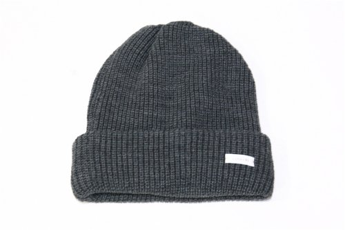 <img class='new_mark_img1' src='https://img.shop-pro.jp/img/new/icons47.gif' style='border:none;display:inline;margin:0px;padding:0px;width:auto;' />cobachi / wool watch cap(CHARCOAL)