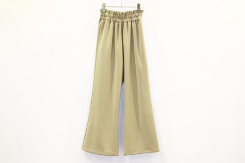 <img class='new_mark_img1' src='//img.shop-pro.jp/img/new/icons34.gif' style='border:none;display:inline;margin:0px;padding:0px;width:auto;' />Natsumi Zama / BELL-BOTTOMS TROUSERS(BEIGE)