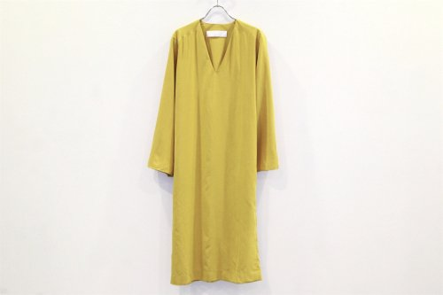 <img class='new_mark_img1' src='//img.shop-pro.jp/img/new/icons47.gif' style='border:none;display:inline;margin:0px;padding:0px;width:auto;' />Natsumi Zama / PRISCILA DRESS(YELLOW)