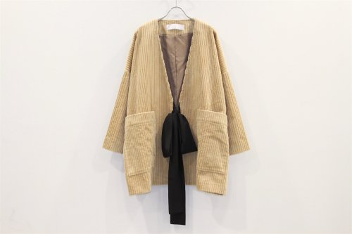 <img class='new_mark_img1' src='//img.shop-pro.jp/img/new/icons2.gif' style='border:none;display:inline;margin:0px;padding:0px;width:auto;' />Natsumi Zama / GRANDMA'S JACKET(BEIGE)